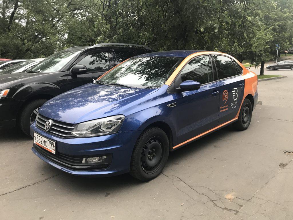 Volkswagen Polo от Belkacar в Химках