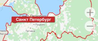Матрешкар: расширена зеленая зона в Санкт-Петербурге