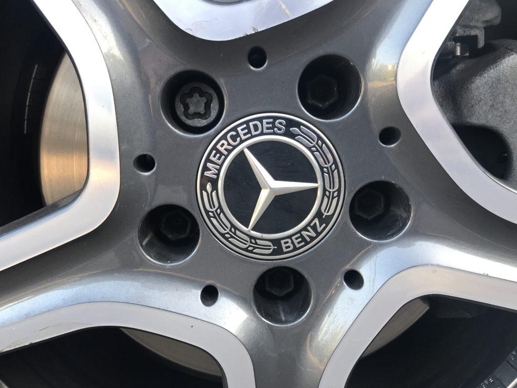 Литые диски Mercedes-Benz