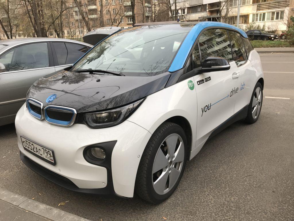 BMW i3 YouDrive