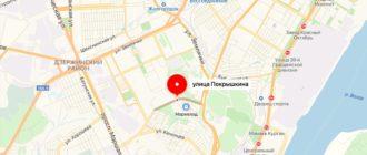 Парковка Car7 между ул. Покрышкина и ул. Космонавтов
