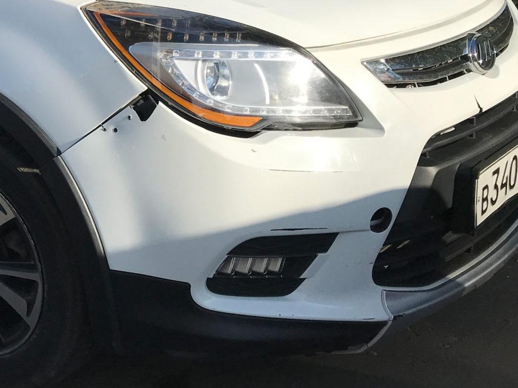 Уровень обслуживания автомобилей каршеринга Lifcar